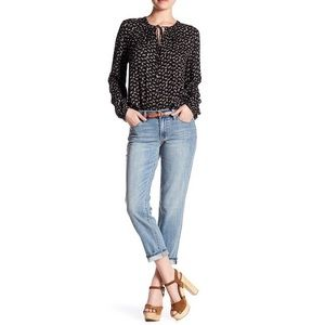 Lucky Brand | Sweet Crop Cuffed Jeans